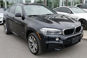 2016 BMW X6 xDrive35i M SPORT EXTREAMLY WELL EQUIPPED!