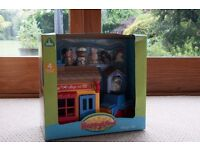Happyland Village Vet with all accessories in set and box - Excellent Condition