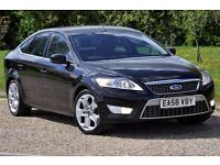 2009 Ford Mondeo 2.2 TDCi Titanium X 5dr+DIESEL+FREE WARRANTY+FULL MAIN DEALER SERVICE HISTORY