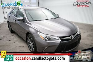 2015 Toyota Camry XSE *** SEULEMENT 15221km ***