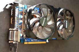 Mint Gigabyte Windforce GTX 660 TI (2GB GDDR5) Overclocked Edition