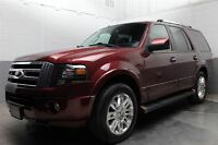 2012 Ford Expedition LIMITED 4X4 TOIT CUIR TV/DVD