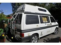 VW T4 Autosleeper Trident Campervan 1992 only 84,000 miles