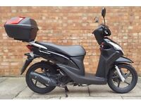 Honda Vision 110, Immaculate condition with low mileage