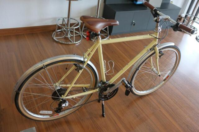 Japanese bike, Araya Federal beige, excellent condition | in Dalston,  London | Gumtree