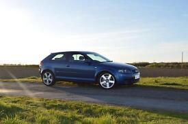 Audi A3 Quattro 3.2 DSG