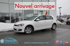 Volkswagen Golf Trendline 2016 **AUTOMATIQUE**TSI**BLUETOOTH**MA