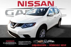 2015 Nissan Rogue S AWD   LIQUIDATION – VÉHICULE N