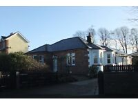 Detached spacious Bungalow in Lockerbie. Easy commute to M74. 2/3 Bedrooms. Partially furnished .
