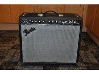 Fender 75 valve amp