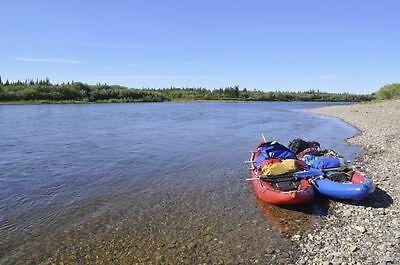 Praktisch und gebraucht besonders günstig – Schlauchboot-Kajaks. (Foto: Thinkstocks)