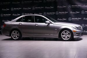 2012 Mercedes-Benz C300 4matic Sedan Premium Package, Driving As