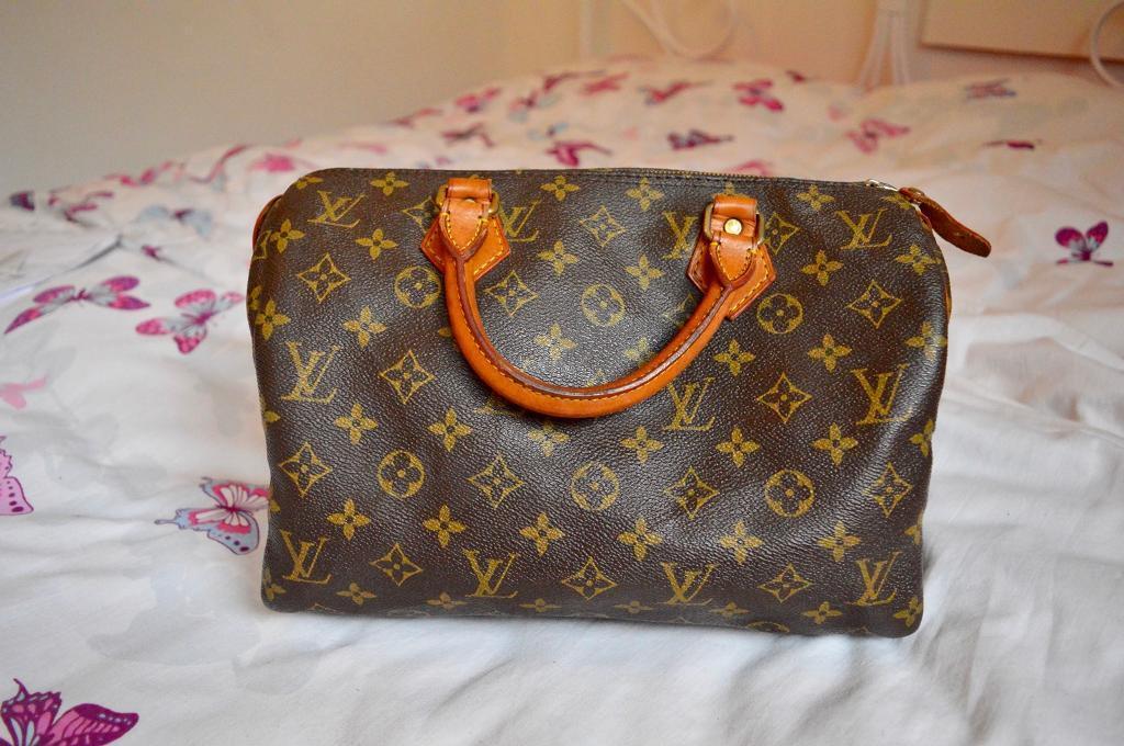Authentic Pre Owned Louis Vuitton Designer Handbag