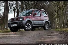 Suzuki Jimmy 2007 vvt swap caddy t5 etc