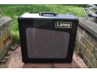 Laney Cub 12R valve 15 watt guitar amp