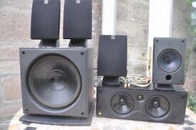 KEF Home Cinema Speaker system
