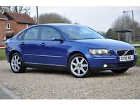 2006 Volvo S40 2.0 D SE 4dr+DIESEL+WARRANTY+FULL LEATHER+JUST SERVICED+LOW MILEAGE+12 MONTHS MOT