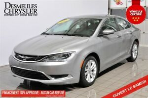 2015 Chrysler 200 Ltd+v6+démarreur+cam