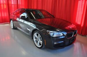 2013 BMW 750I xDRIVE AWD Navigation Sunroof