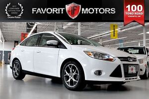 2013 Ford Focus SE FLEX FUEL | LTHR | MOONROOF | REAR SENSORS