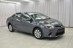 2014 Toyota Corolla LE SEDAN w/ BLUETOOTH, HEATED SEATS, BACK-UP