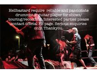 Drummer required