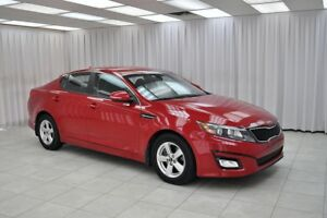 2015 Kia Optima LX GDi SEDAN w/ BLUETOOTH, HEATED SEATS / STEERI