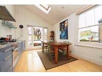 Beautiful 2 bed period property in Clapham over two floors. Hambalt Road, SW4