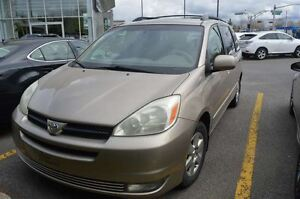 2004 Toyota Sienna LE 7 PASSAGER