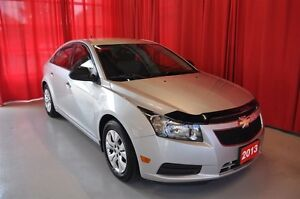 2013 Chevrolet Cruze LS MT - One Owner