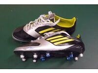 ADIDAS BOYS/GIRLS F50 FOOTBALL BOOTS- BRAND NEW