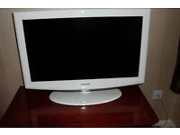 Samsung LCD TV, LE32R8 - White
