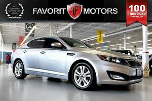 2013 Kia Optima EX Turbo GDI | LTHR | BACK CAM | PANORAMIC ROOF