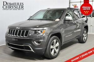 2016 Jeep Grand Cherokee Limited**TOIT**