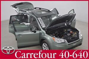 2014 Subaru Forester Touring+ Toit pano+ Sieges Chauffants+ Came