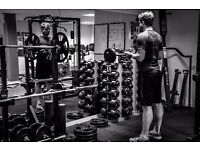 Professional Personal Training from a Discreet Private Gym, Public Park or Your Home