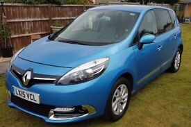 2015 Renault Scenic 1.5 TD ENERGY Dynamique TomTom 5dr (start/stop) ** BARGAIN*CHEAPEST*REDUCED **