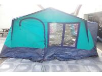 Family Tent - 6 Person (six berth) Lichfield Canvas Size 6 DL