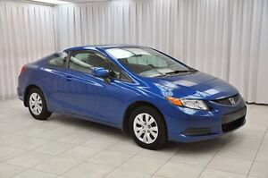 2012 Honda Civic 1.8L COUPE w/ BLUETOOTH, A/C & POWER W/L/M