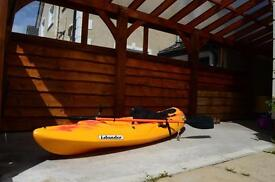 Sit on Top Kayak Like New (can be delivered)