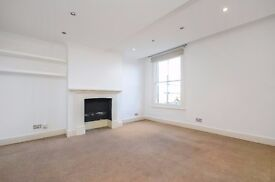A two bedroom split level flat to rent in Kingston. Kingston Hill.