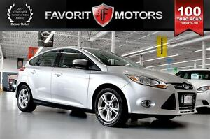 2012 Ford Focus SE Hatchback | MANUAL | RED LTHR | SUNROOF