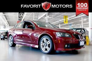 2009 Pontiac G8 LTHR | POWER/HEATED SEATS | BLUETOOTH*