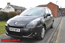 RENAULT SCENIC 1.4 TCE EXPRESSION 5DR PETROL ( FULL SERVICE HISTORY, 1 OWNER)