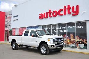 2014 Ford F-350 Lariat/DIESEL/LEATHER/F350
