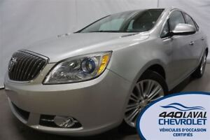 2014 Buick Verano **RÉSERVÉ** COMMODITÉ, CAMERA, BLUETOOTH **