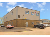 Quiet Ground Floor Offices on Private Road - Fibre Internet/ Large Windows/ Close to station-All Inc