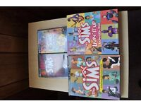 Huge collection of Sims and Sims 2 PC games plus addons, Thatcham, Berkshire