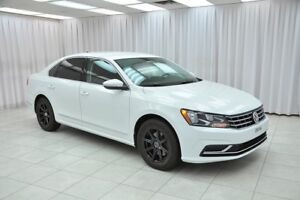 2016 Volkswagen Passat TRENDLINE+ TSi TURBO SEDAN w/ BLUETOOTH,