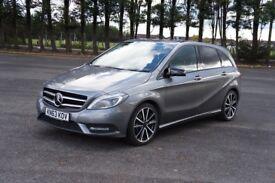 2013 (63 Reg) Mercedes B180 Sport BlueEFFICIENCY FMSH